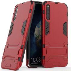 Акция на Чехол накладка Ricco Iron Man для Huawei Magic 2 Red от Allo UA