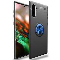 Акция на Чехол Auto Focus C-KU 360 Rotating Ring для Samsung Galaxy Note 10 Black with blue от Allo UA