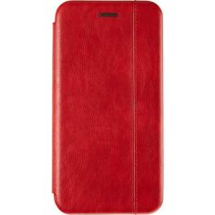 Акция на Кожаный чехол-книжка Gelius Book Cover Leather для Xiaomi Mi 9T / Mi 9T Pro / K20 / K20 Pro Red от Allo UA