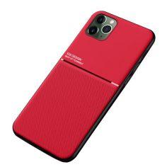 Акция на Чехол-накладка C-KU IQS Design для Apple iPhone 12 Pro Max Red от Allo UA