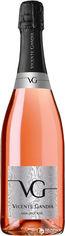 Акция на Вино игристое Vicente Gandia Cava Brut Rose розовое брют 0.75 л 12% (8410310608773) от Rozetka