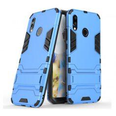 Акция на Чехол накладка Iron Man для Huawei P20 Lite Blue от Allo UA
