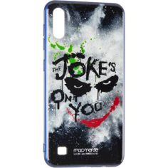 Акция на Чехол-накладка Gelius QR Case для Samsung Galaxy A10 Джокер от Allo UA