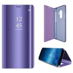 Акция на Чехол книжка зеркало Clear View для Huawei P40 Purple от Allo UA