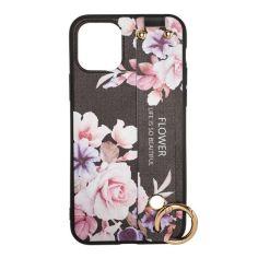 Акция на Чехол-накладка Fashion Flower Rope Case для Apple iPhone 11 Pro Black от Allo UA