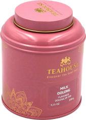 Акция на Чай Teahouse Молочный улун 100 г (4820209840834) от Rozetka