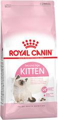 Акция на Сухой корм для котят от 4 до 12 месяцев Royal Canin Kitten4 кг (3182550702447) (99353) от Rozetka