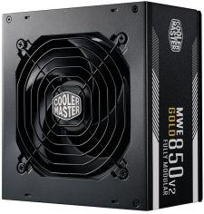 Акция на Блок питания Cooler Master MWE Gold V2 FM 850W (MPE-8501-AFAAG-EU) от MOYO