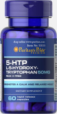 Акция на Puritan's Pride 5-HTP 50 mg 60 caps от Stylus