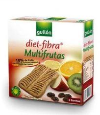 Акция на Печенье Gullon Takeaway Multifruta fibra 144 г (WT30141) от Stylus
