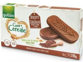 Акция на Печенье Gullon Cuor Di Cereale Biscotti Cioccolato (200 г) (WT3948) от Stylus