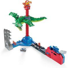 Акция на Трек Хот Вилс Воздушная атака дракона Hot Wheels Air Attack Dragon Play Set GJL13 от Allo UA