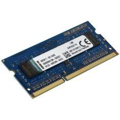Акция на Оперативная память Kingston SODIMM DDR3L-1600 4Gb PC3-12800 (KVR16LS11/4) (1.35V) от Allo UA