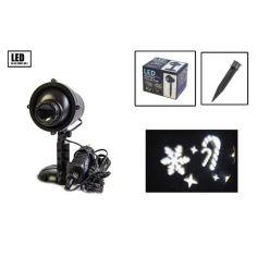 Акция на Новогодний уличный лазерный проектор X-Laser XX-XZ-2004 от Allo UA