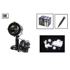 Акция на Новогодний уличный лазерный проектор X-Laser XX-XZ-2005 от Allo UA