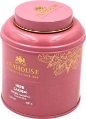 Акция на Чай Teahouse Травяной сад 100 г (4820209840926) от Rozetka
