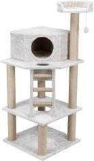 Акция на Дряпка (когтеточка) Trixie Marlena 151 см Светло-серая (4011905448107) от Rozetka