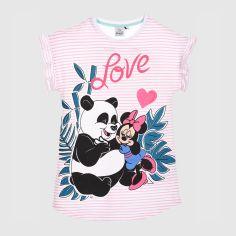 Акция на Ночная рубашка Disney Minnie ET2055 98 см Розовая (3609084278069) от Rozetka