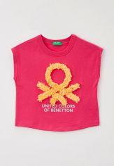 Акция на Футболка United Colors of Benetton от Lamoda