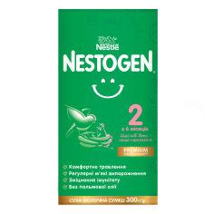 Акция на Смесь молочная с лактобактериями Nestogen 2, 300 г 12457313 ТМ: Nestogen от Antoshka