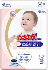 Акция на Подгузники GOO.N Plus для детей 6-11 кг размер M 64 шт (4902011843354) от Rozetka