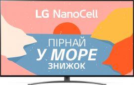 Акция на Телевизор LG 65NANO816PA от Rozetka