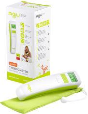Акция на Термометр бесконтактный Agu Baby Ag (7640187397017) от Rozetka