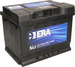 Акция на Автомобильный аккумулятор ERA SLI 56Ah (-/+) Euro (480EN) (ERA S55613) от Rozetka