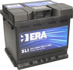 Акция на Автомобильный аккумулятор ERA SLI 45Ah (-/+) Euro (400EN) (ERA S54515) от Rozetka