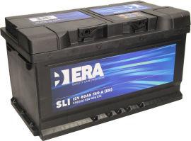 Акция на Автомобильный аккумулятор ERA SLI 80Ah (-/+) Euro (740EN) (ERA S58012) от Rozetka
