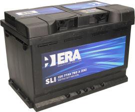 Акция на Автомобильный аккумулятор ERA SLI 77Ah (-/+) Euro (780EN) (ERA S57715) от Rozetka
