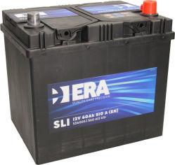 Акция на Автомобильный аккумулятор ERA SLI 60Ah (+/-) Asia (510EN) (ERA S56005) от Rozetka