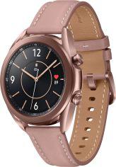 Акция на Samsung Galaxy Watch 3 41mm Lte Bronze (SM-R855) от Stylus