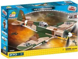 Акция на Конструктор Cobi Вторая Мировая Война Самолет Фиат G.55 Чентауро, 270 деталей COBI-5528 от Y.UA