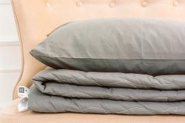 Акция на Детский летний спальный набор 2675 Bamboo 16-5803 Geronimo одеяло и наволочки MirSon от Podushka
