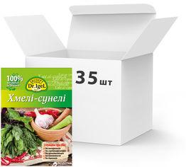 Упаковка приправы Dr.IgeL Хмели-сунели 15 г х 35 шт (14820155170174) от Rozetka