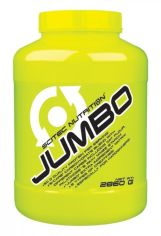 Акция на Scitec Nutrition Jumbo 2860 g /13 servings/ Chocolate от Stylus
