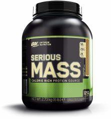 Акция на Optimum Nutrition Serious Mass 2727 g /8 servings/ Chocolate Peanut Butter от Stylus
