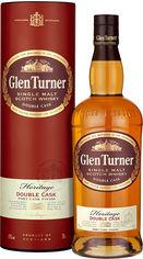 Акция на Виски Glen Turner Heritage Double Cask 0.7 л 40% (3147699111154) от Rozetka