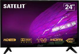 Акция на Телевизор Satelit 24H9100T от Rozetka