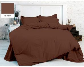 Акция на Комплект постельного белья Mirson Chocolate Perla 200х220 (2200000949257) от Rozetka