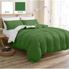 Комплект постельного белья Mirson Green Diego 143х210 (2200000948984) от Rozetka