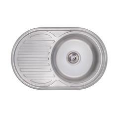 Акция на Кухонная мойка 7750 Polish (0,6 мм) от Allo UA