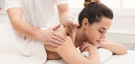 Акция на До 10 сеансов массажа в «Чудеса прикосновений» от Pokupon