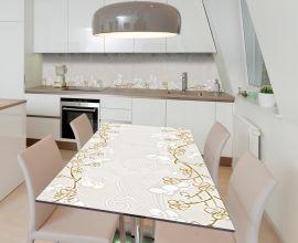 Акция на Виниловая 3D наклейка на стол Zatarga Ювелирная ковка 600х1200 мм (Z185121st) от Rozetka