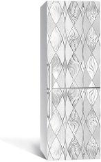 Акция на Виниловая 3D наклейка на холодильник Zatarga В объятьях сна 650х2000 мм (Z182932re) от Rozetka