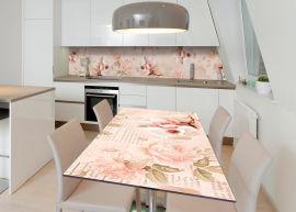 Акция на Виниловая 3D наклейка на стол Zatarga Секреты магнолии 650х1200 мм (Z182695/1st) от Rozetka