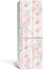 Акция на Виниловая 3D наклейка на холодильник Zatarga Нежные фантазии 650х2000 мм (Z183050re) от Rozetka