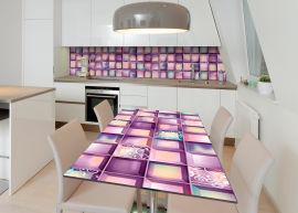Акция на Виниловая 3D наклейка на стол Zatarga Уникальность 650х1200 мм (Z183262/1st) от Rozetka
