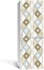 Акция на Виниловая 3D наклейка на холодильник Zatarga Сплетение жизней 650х2000 мм (Z183161re) от Rozetka